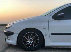 رینگ ایران خودرو